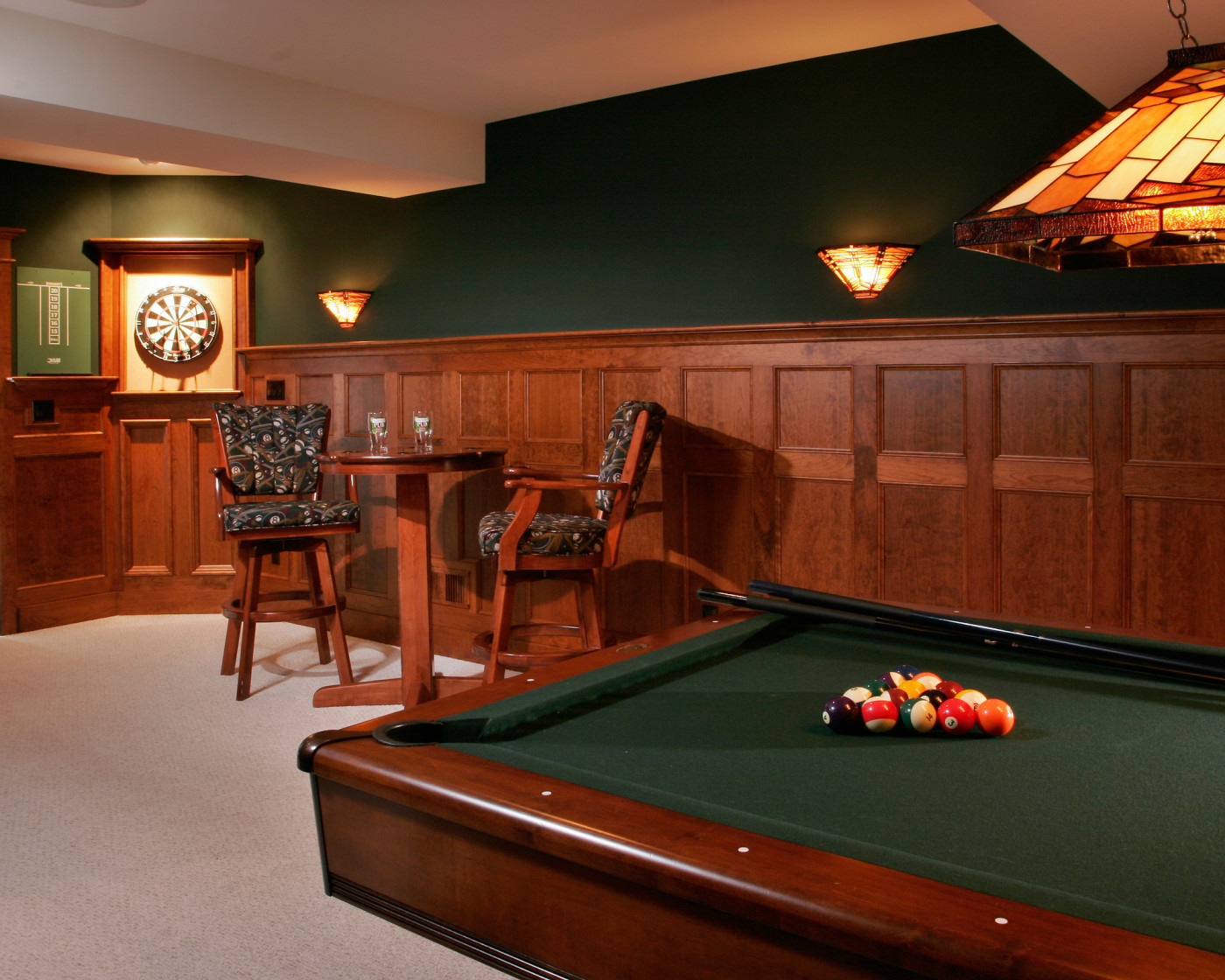 Some games are timeless for a reason. To-Die-For Game Rooms | Teakwood Builders