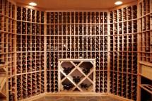 Tuscan Wine Cellar Basement