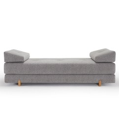 Solsta Sofa Bed Ransta Dark Gray 169 00 Sofaworks Bergamo Innovation Sigmund Wood Design Schlafsofa