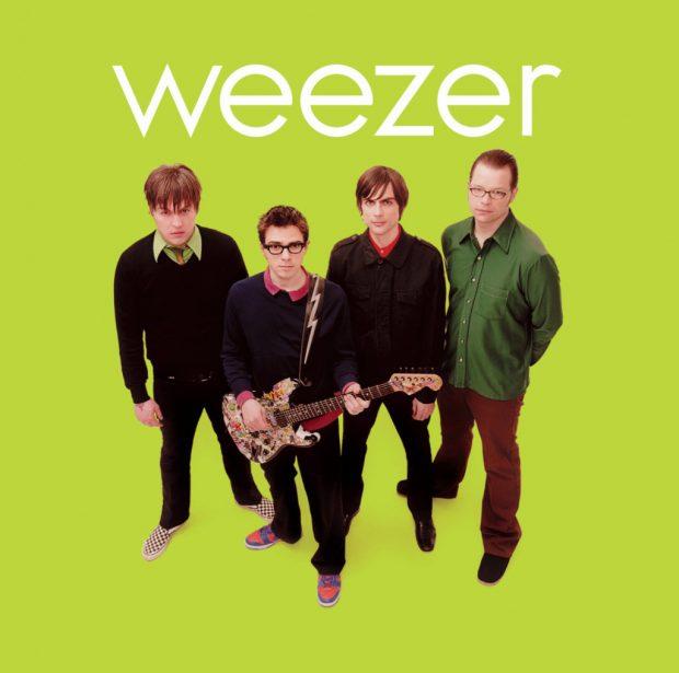 Weezer_Green