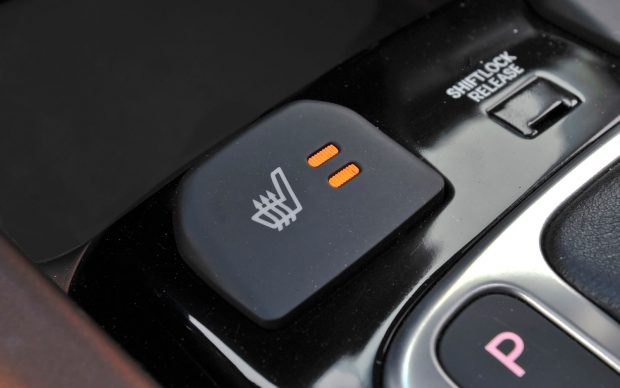 CAR-seat warmer