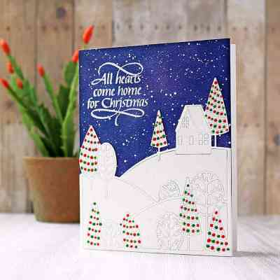 CardMaker Magazine & Quietfire Design Blog Hop