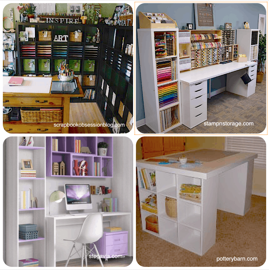Creating a Craft Room #1: Ideas