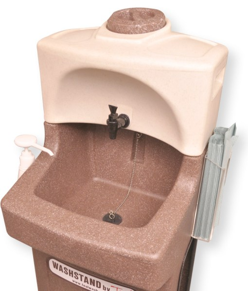 WashStand portable hand wash unit4