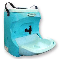 Handeman Xtra portable sinks