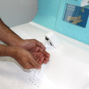 New MediWash portable hand washing for hospitals 8