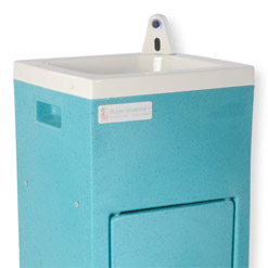 Super Stallette portable sinks