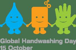 Global Handwashing Day October 15th