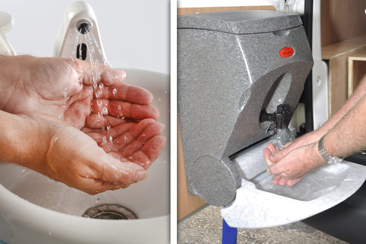 Coronavirus is best controlled with hand washing