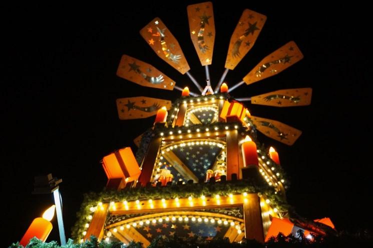 Weihnachtspyramide Fulda