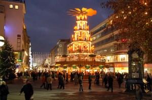 Weihnachtspyramide Hannover