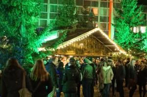 Weihnachtswald Fulda