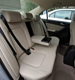 rear seat space is far improved over the previous jetta the laura thanks to the longer wheelbase  [ 1200 x 811 Pixel ]
