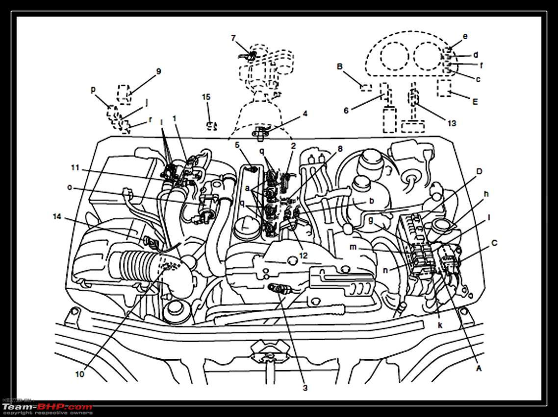 [DIAGRAM] 1999 Suzuki Grand Vitara Engine Diagram FULL