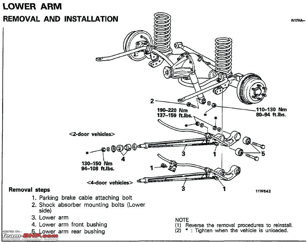 Mitsubishi Outlander Rear Differential Parts Diagram