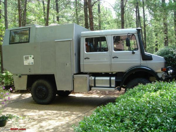 Tata 407 4x4 Army Auctions