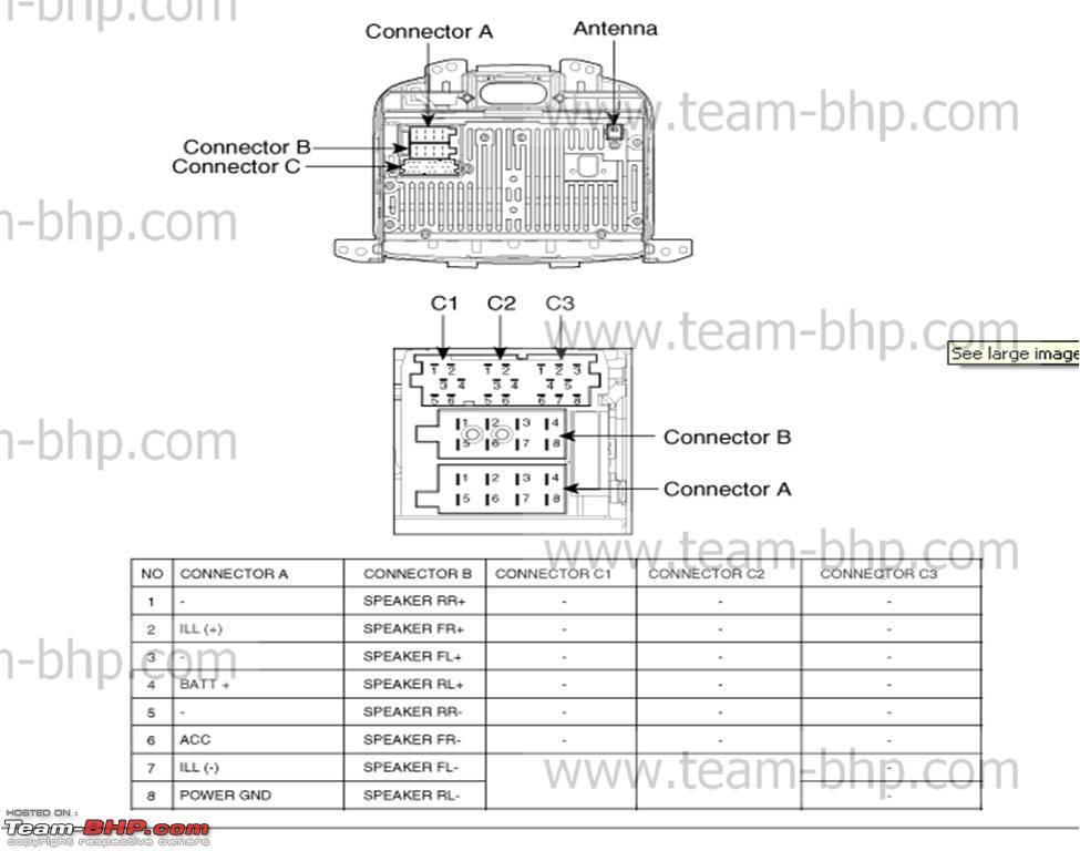 Hyundai I20 Radio Schaltplan