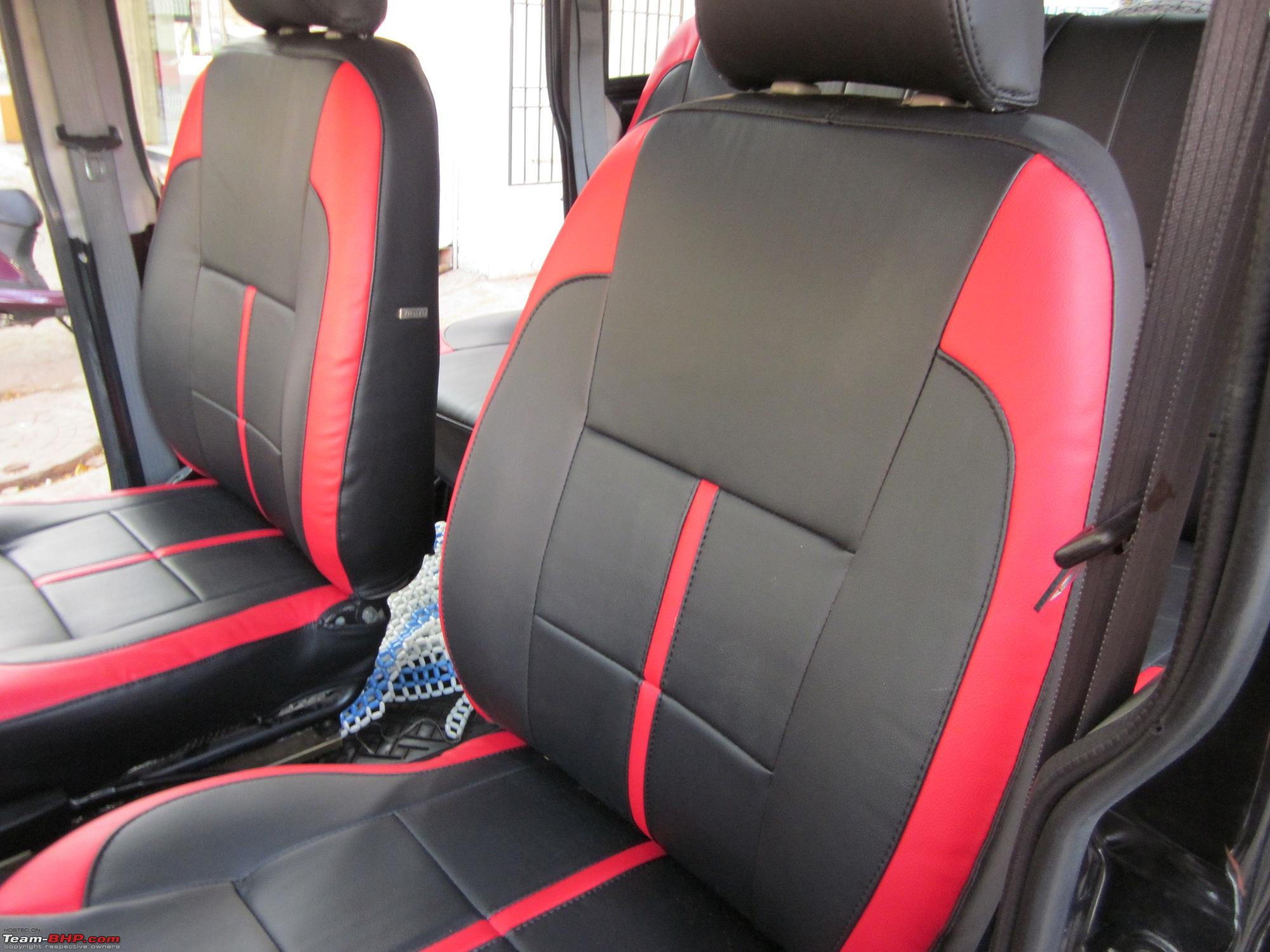 Seat Covers Decarate Car Accessories Chennai  TeamBHP