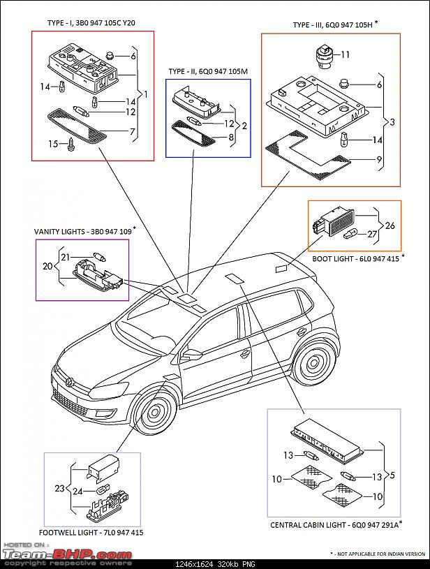 Wiring Diagram For Car Interior Lights