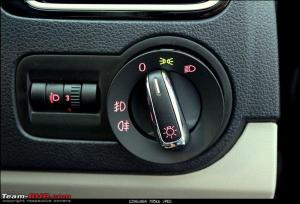 VW Polo DIY: Upgrading cabin light, headlight switch