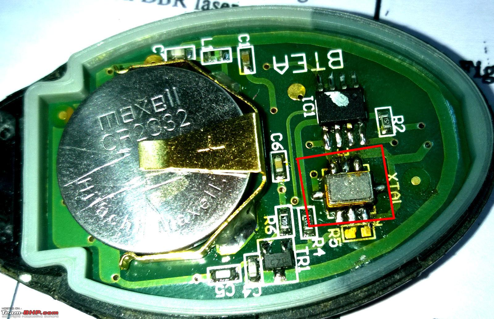 hight resolution of diy troubleshooting fixing the nippon security system remote osci jpg