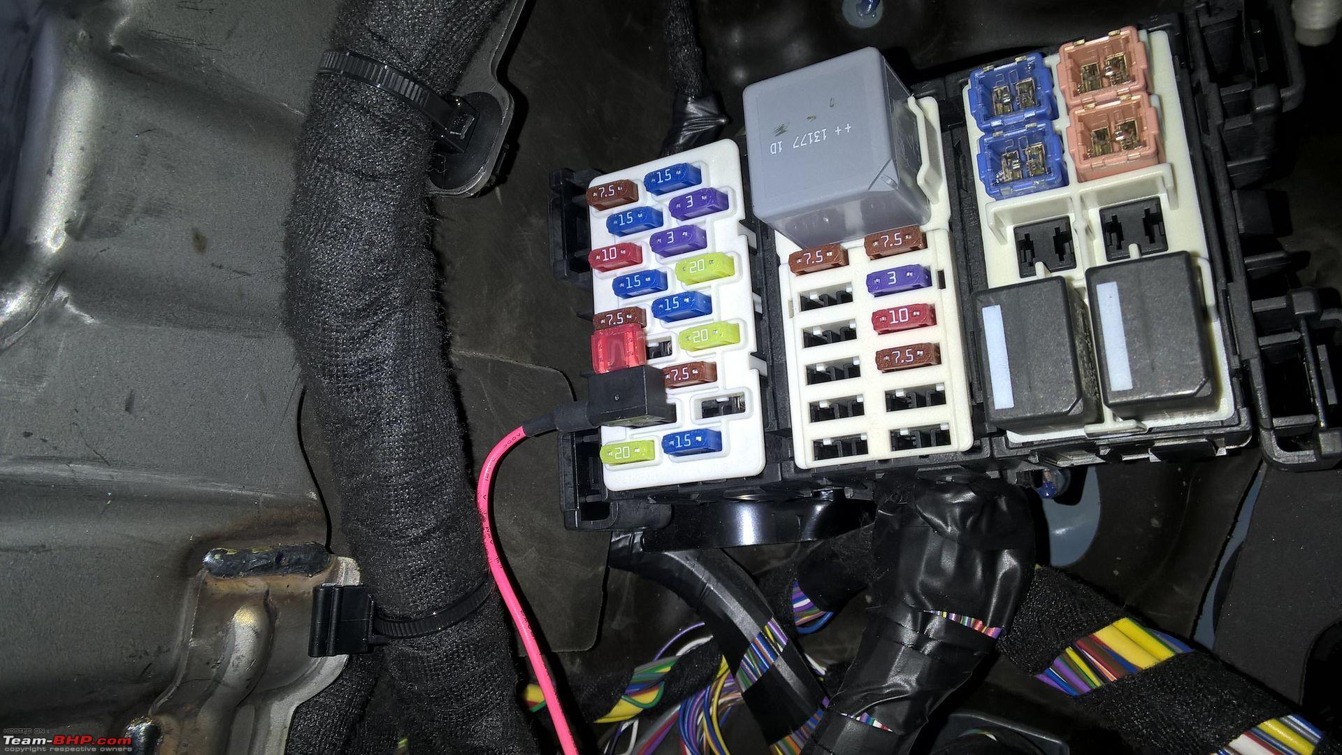 Trailer Wiring Junction Box Wiring Harness Wiring Diagram