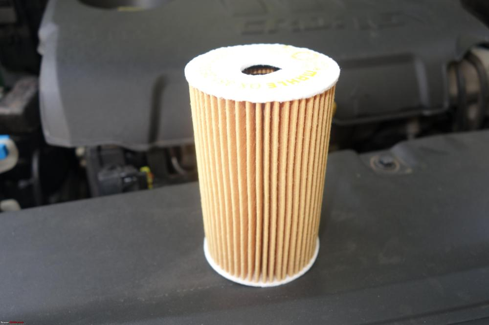 medium resolution of diy engine oil filter change on the hyundai verna crdi dsc03447 jpg