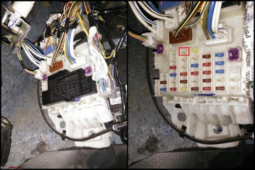 small resolution of maruti swift diy drl installation 4 bcm jpg
