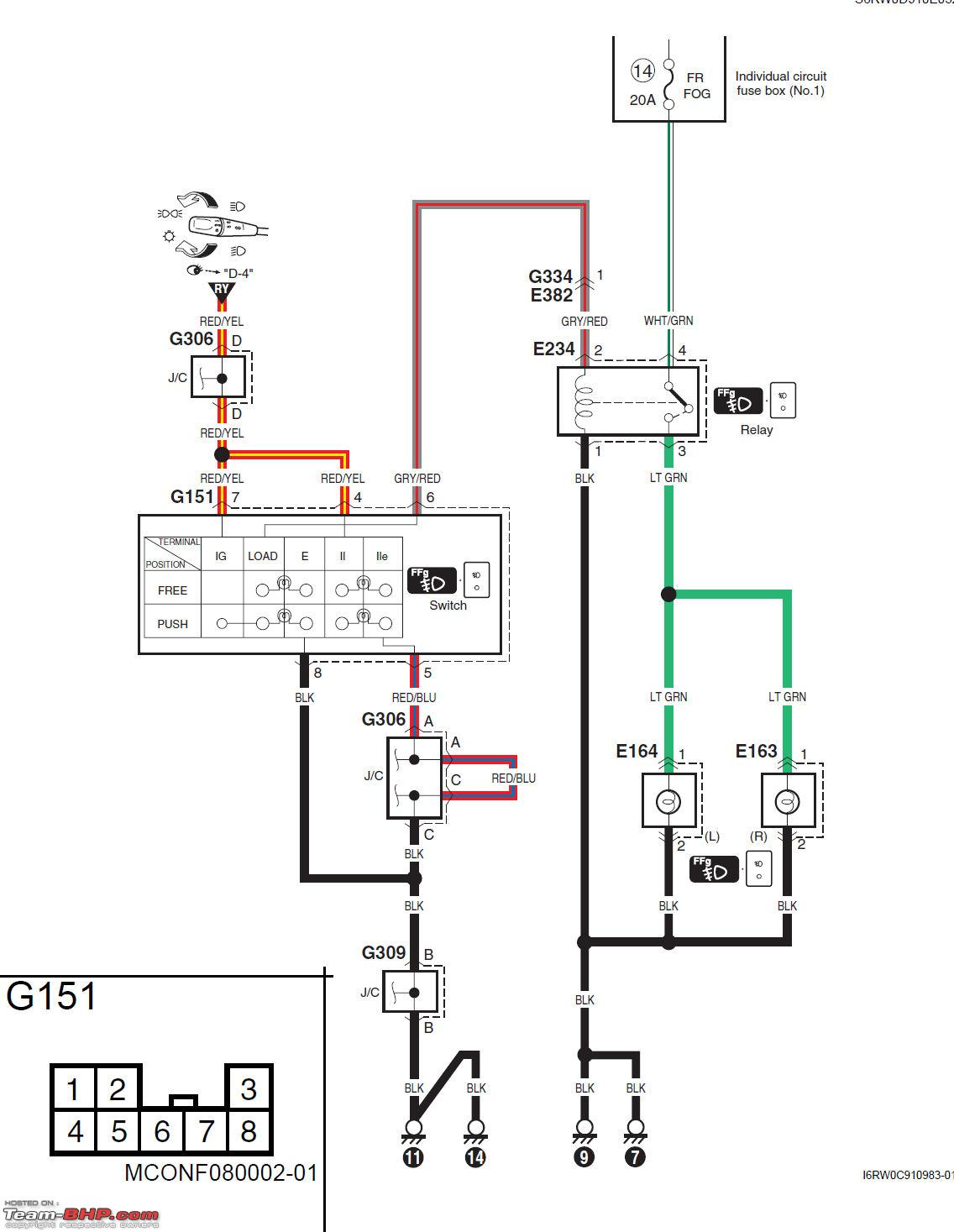 Wrg Rear Fog Light Wiring Diagram Controller