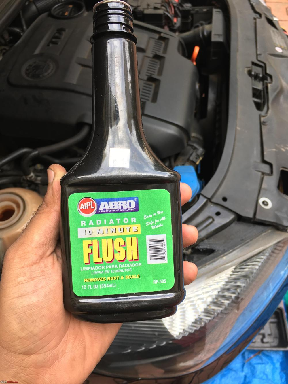 medium resolution of diy engine coolant flush change img 3449 jpg