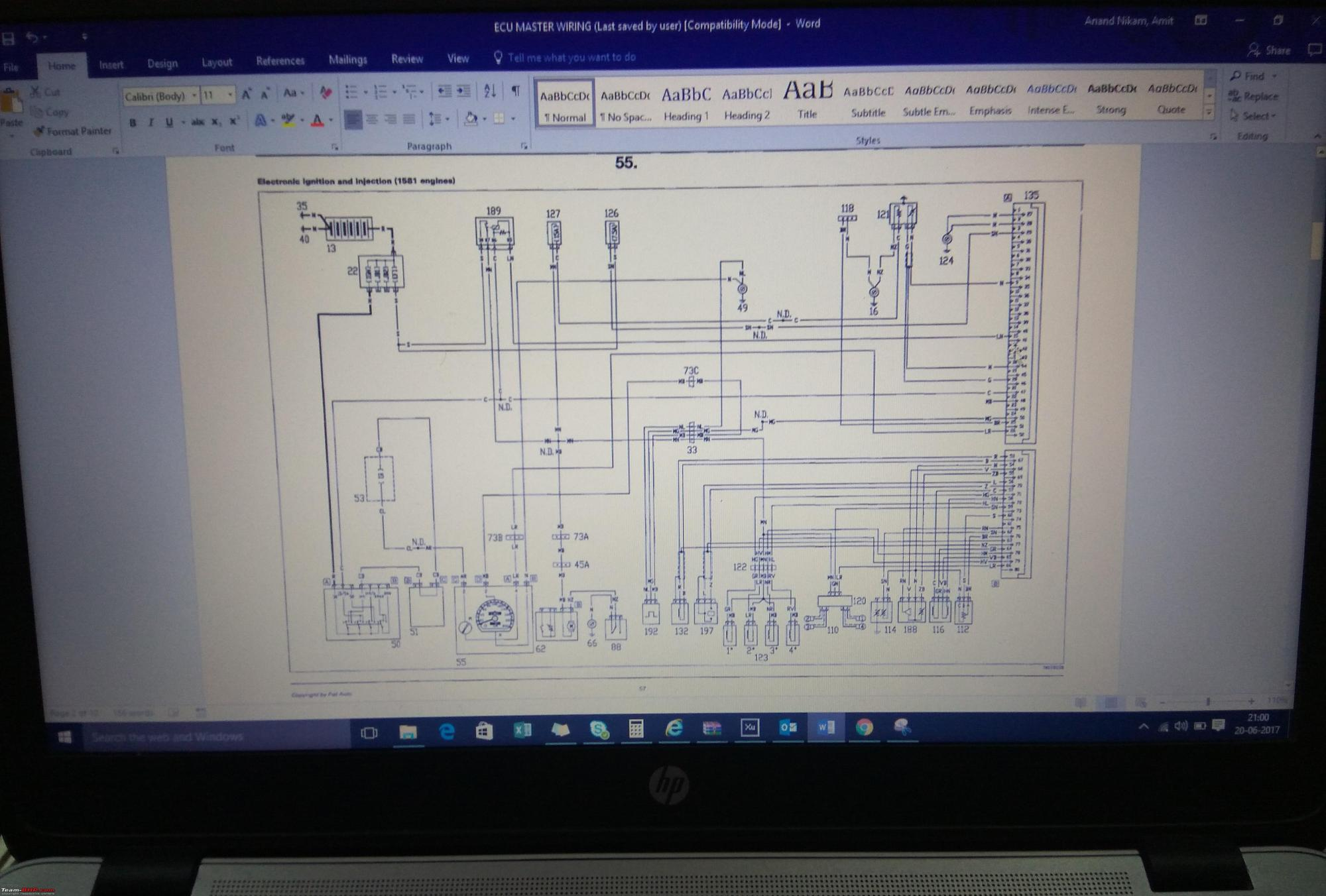 hight resolution of diy supercharged fiat palio 1 6 team bhp rh team bhp com fiat palio electrical diagram