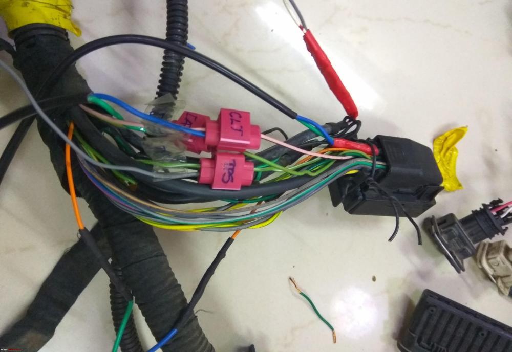 medium resolution of diy supercharged fiat palio 1 6 splitters jpg