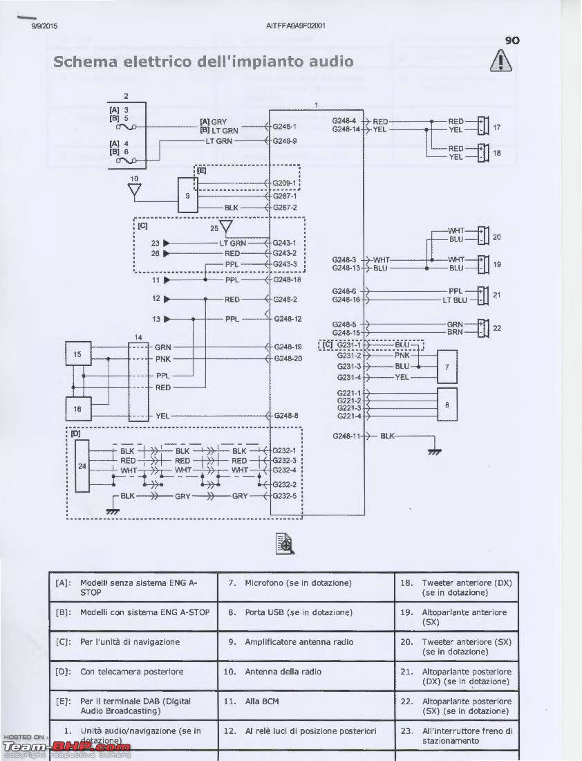 medium resolution of diy rear view camera installation in the s cross 1 6 zeta img20180613wa0058