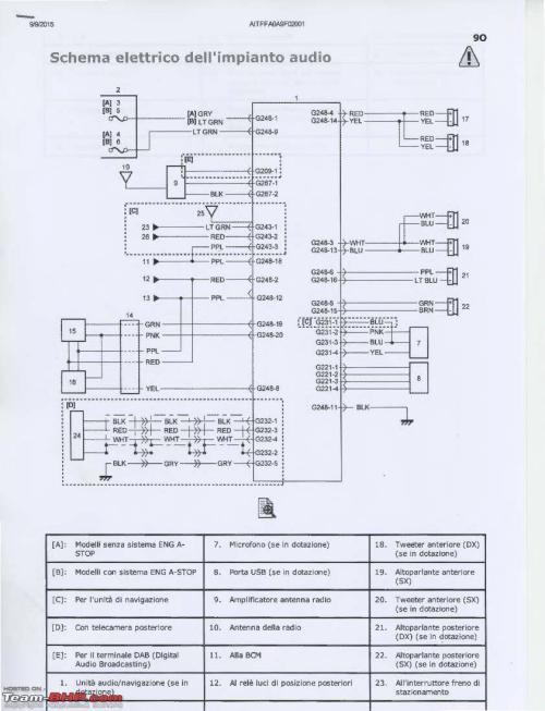 small resolution of diy rear view camera installation in the s cross 1 6 zeta img20180613wa0058