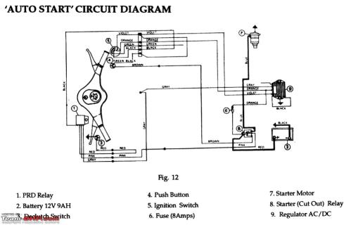 small resolution of diy tacho for a car using a bike s tacho manual diagram part