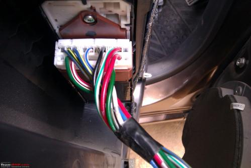 small resolution of diy a sunday well used to install autocop keyless entry in ritz vdi 1d