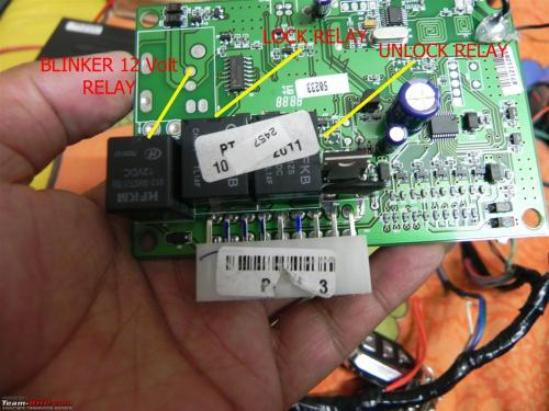 small resolution of diy a sunday well used to install autocop keyless entry in ritz vdi 2b