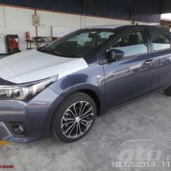 New Corolla Altis Launch Date Kijang Innova Modifikasi Of And By Mid 2015 Page 8