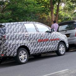 Forum All New Kijang Innova Reset Alarm Grand Avanza Scoop 2016 Toyota Spotted Testing In Bangalore More Pics On Page 7