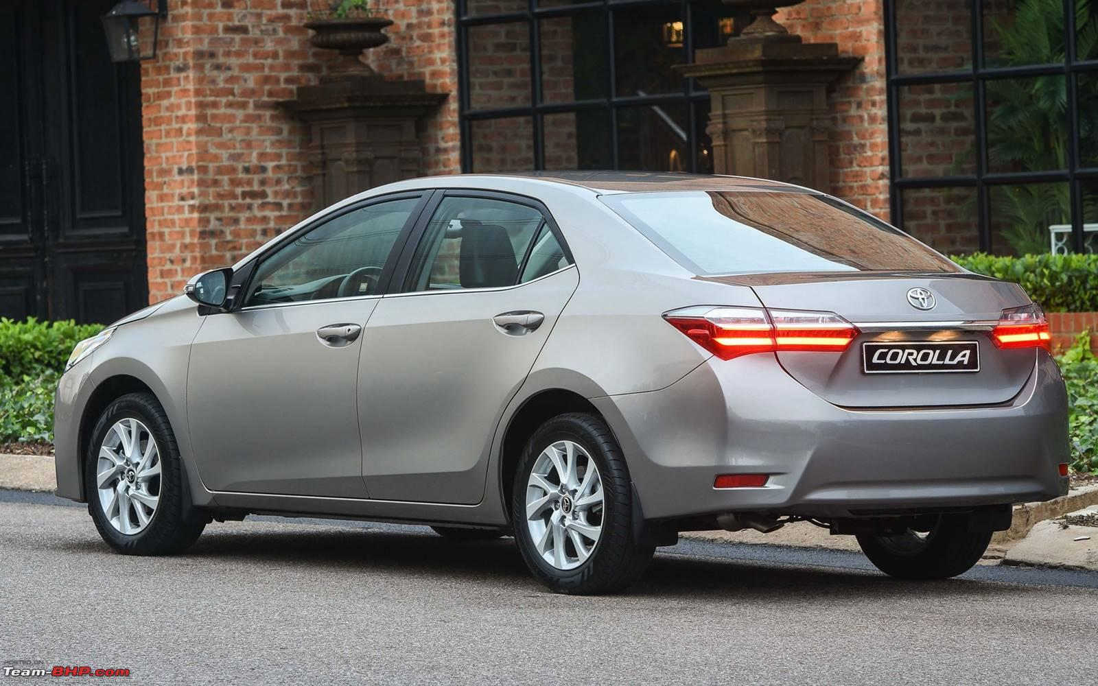 new corolla altis launch date brand toyota camry for sale in ghana facelift edit launched at rs 15 88 lakh toyotacorolla2018