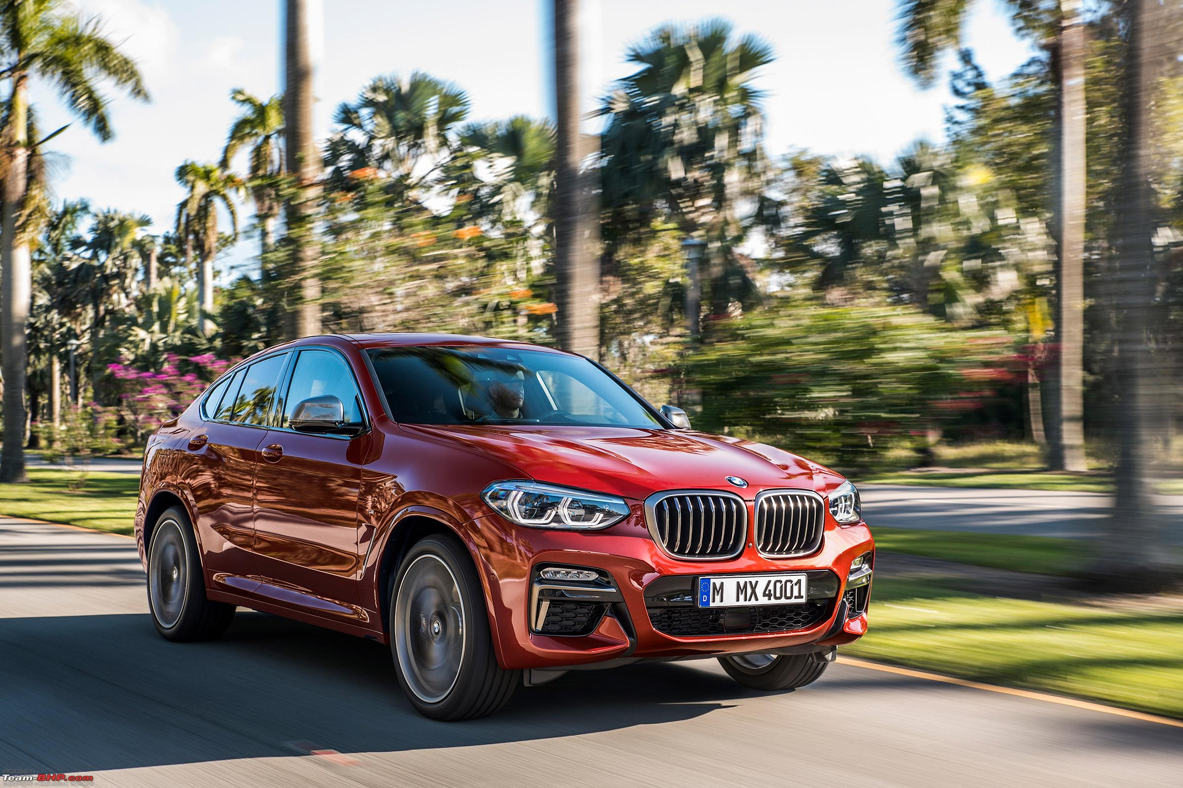 Rumour Bmw X4 Coming To India In 2019 Edit Launched At 6060 Lakhs