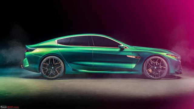 Image result for BMW M8 Gran Coupe