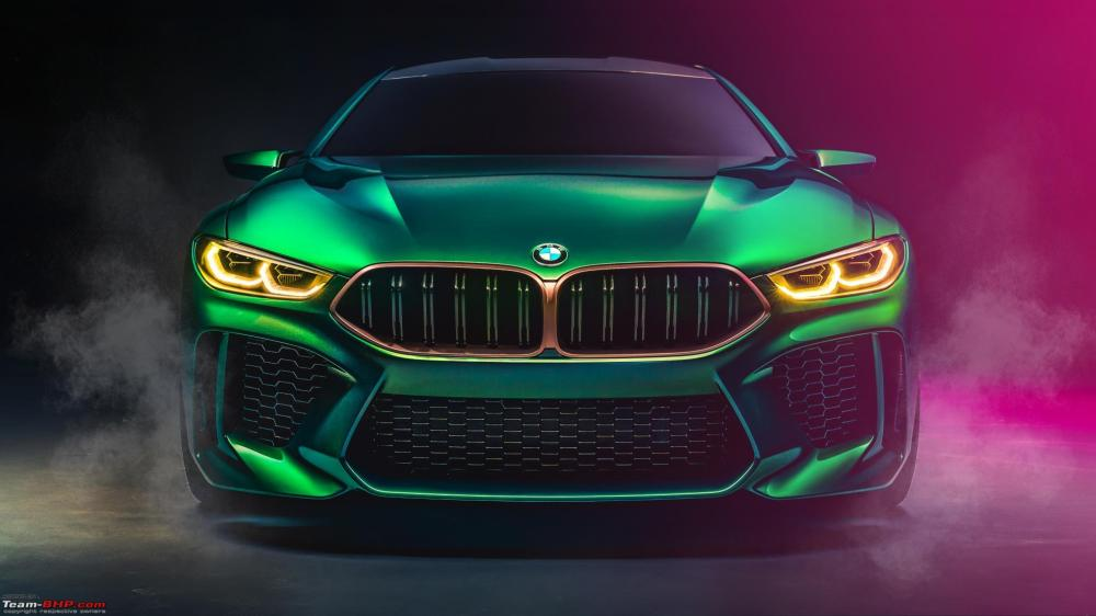 medium resolution of bmw m8 gran coupe concept unveiled at the geneva motor show m85 jpg