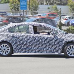 All New Vellfire 2020 Kompresi Grand Avanza Spied 2019 Toyota Corolla Team Bhp