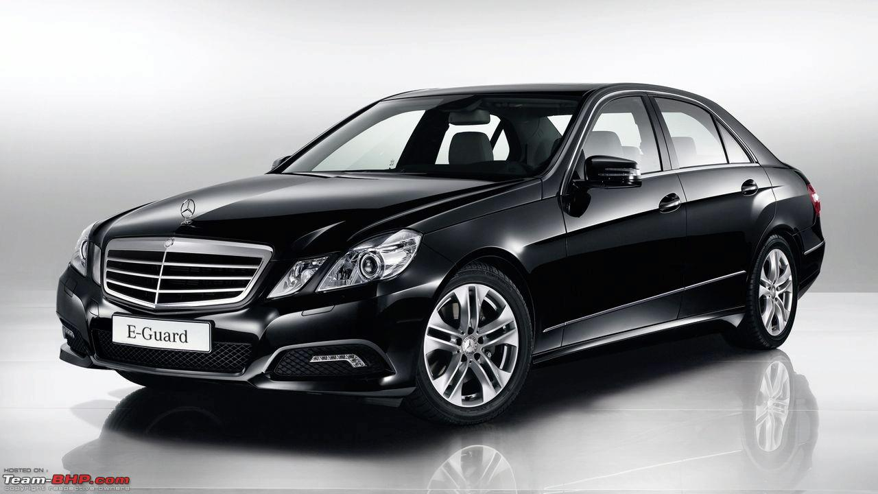 Official Pictures of Mercedes E-class (W212-series) - Page 3 - Team-BHP