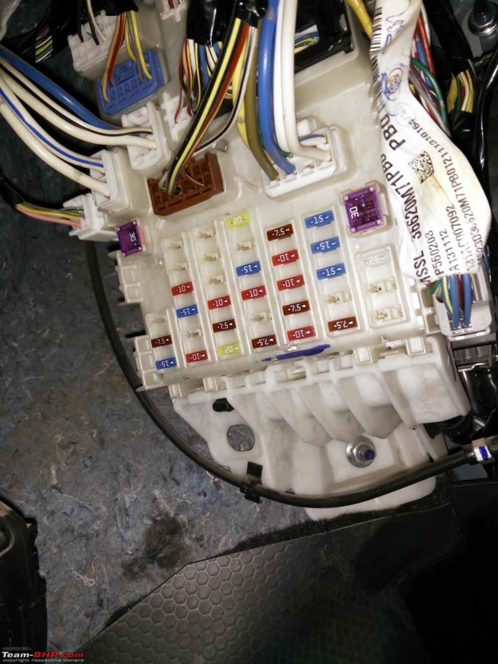 medium resolution of maruti suzuki swift fuse box 28 wiring diagram images