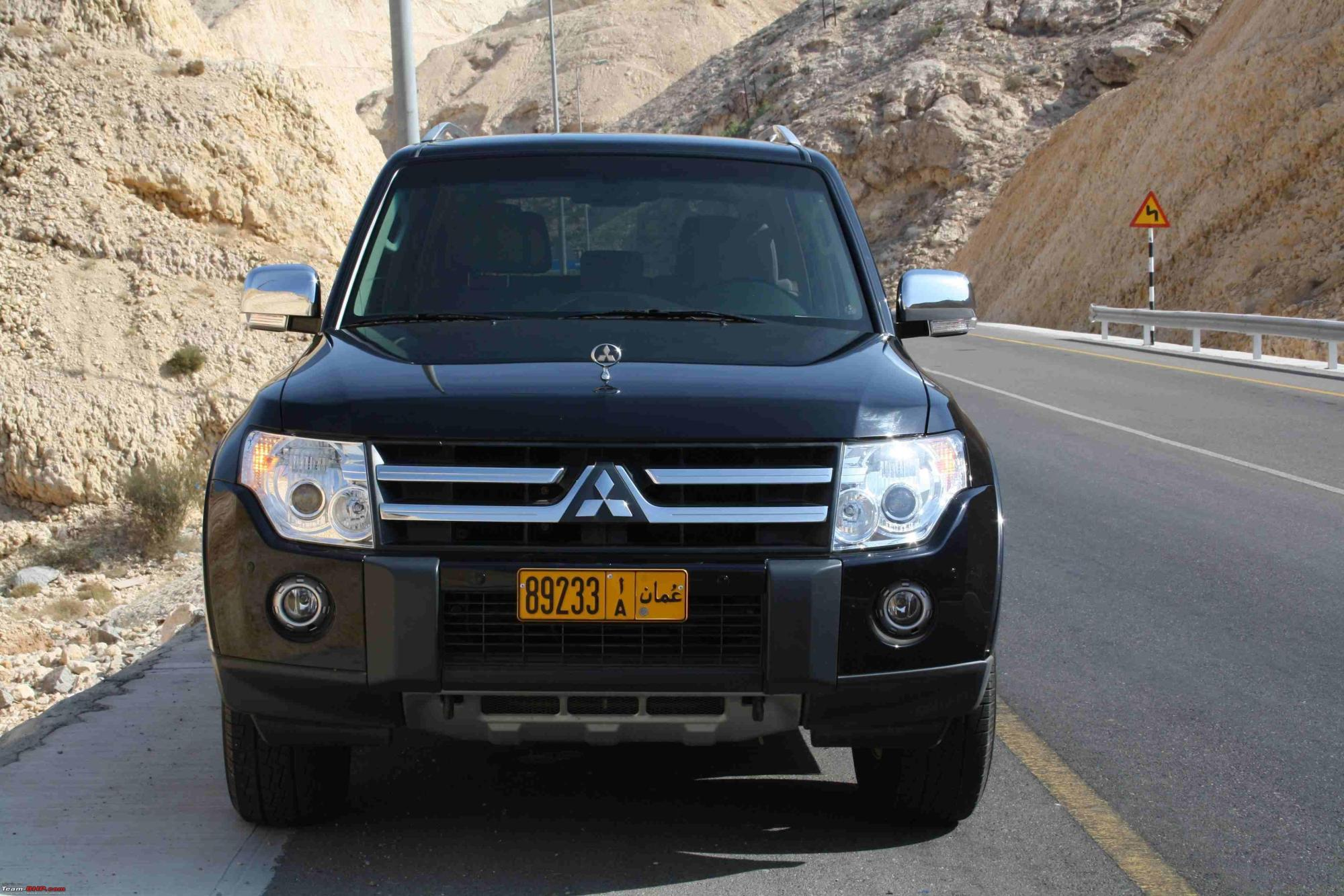 hight resolution of mitsubishi pajero montero in india 6 months review front view