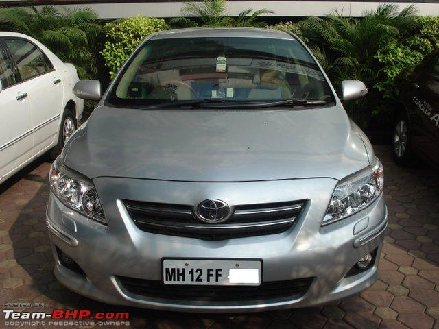 new corolla altis review team bhp all kijang innova toyota at update 67000 km 8 years now on cng attached images
