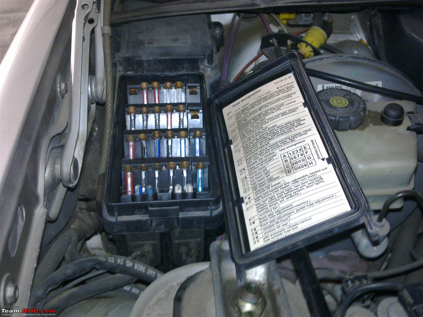w124 500e wiring diagram evinrude 115 fuse box get free image about