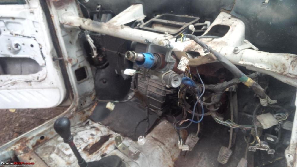 medium resolution of reviving a dead hyundai santro restoration thread 3 jpg